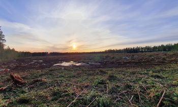 Starter grunnarbeidet for Sveriges første landbaserte anlegg til påske