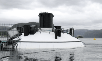 Second FishGlobe planned after success with smolts