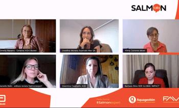 Los retos para fomentar mayor presencia femenina en salmonicultura
