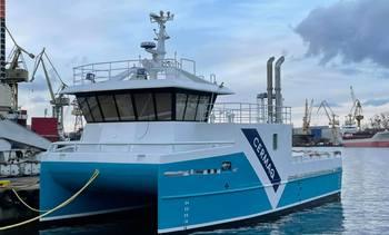 Nytt Cermaq-fartøy sjøsatt