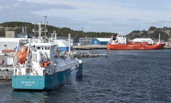 - Mangedoblet mulighet til å levere LNG