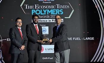 Garware recibe reconocimiento internacional por su trabajo en sostenibilidad