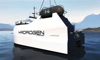 Workboat builder looks to hydrogen as future fuel