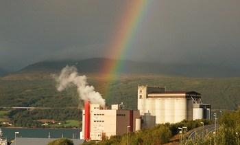 Blir verdens første fôrfabrikk med null CO2-utslipp