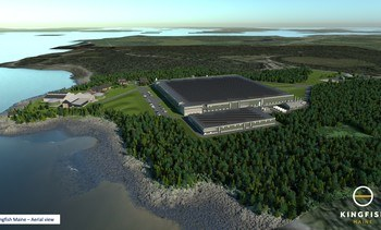 Kingfish Co extends deal for US fish farm project