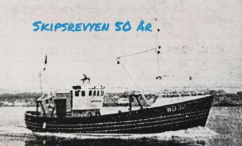 Solid tråler fra Th. Hellesøy Skipsbyggeri