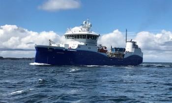 Intership aumenta sus ganancias y entregará dos nuevos wellboats en 2022