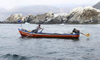 El proyecto para que jóvenes de la pesca artesanal sean oficiales de naves acuícolas