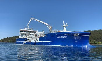 Åtte linjers Hydrolicer-system installert på DESS-brønnbåten «Aqua Skilsøy»