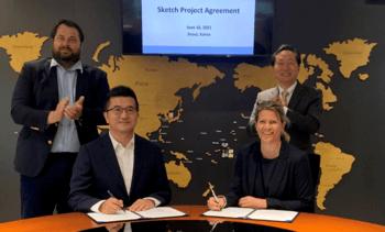 Salmon Evolution's farm supplier 'in pole position' to build Korea facility