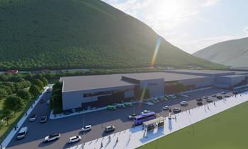 Avanza construcción de centro RAS para truchas más grande del mundo