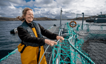 A cause close to the heart: Loch Duart teams up with cholesterol charity