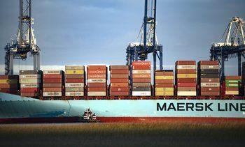 Containertrafikken fosser frem