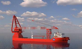 Kina kaster seg inn i offshore vind