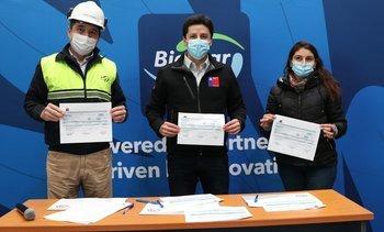 BioMar Chile da a conocer importante hito en su relación con los transportistas