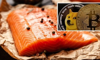 On-line salmon brand is first to accept cryptocurrency