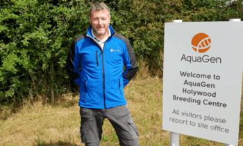Scottish hatchery AquaGen expands team