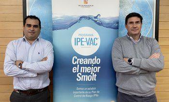 Laboratorio chileno comienza a exportar a Perú su vacuna contra IPN