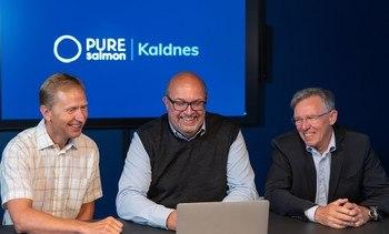 RAS expert plans to export Norwegian fish welfare