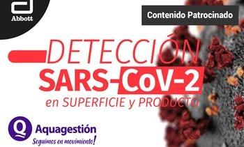 Comprobada efectividad en la detección de SARS-CoV-2 para la industria alimentaria