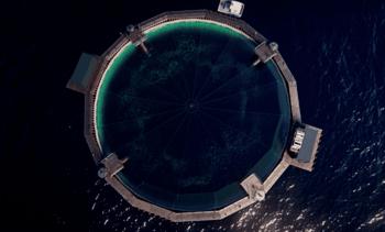 HiddenFjord orders third semi-closed cage