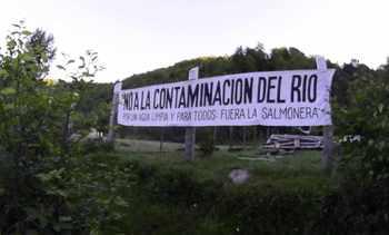 Comunidades aledañas a piscicultura celebran dictamen de Tribunal Ambiental