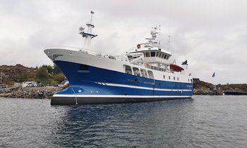 Ny bløggebåt klar til dyst