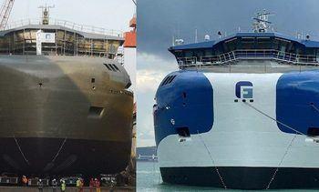 Wellboat más grande del mundo se acerca rápido a iniciar operaciones