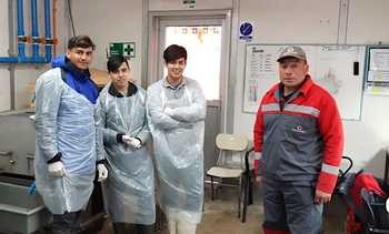 Programa capacitará en acuicultura a 300 estudiantes de liceos técnicos profesionales