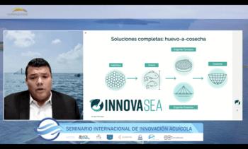Las soluciones de Innovasea para una acuicultura 4.0