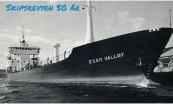 Kysttankeren «Esso Valløy»