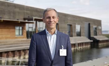 Jon Rysst blir ny president i Redningsselskapet