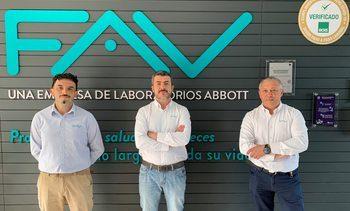 FAV-Abbott crece y presenta a su nuevo equipo comercial con dos contrataciones