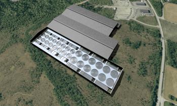Comenzarán a construir nuevo centro RAS para 10.000 toneladas de salmón