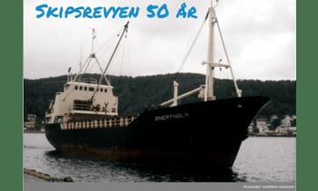 M/S «Snertholm» - Paragrafskip fra Frengen Slip
