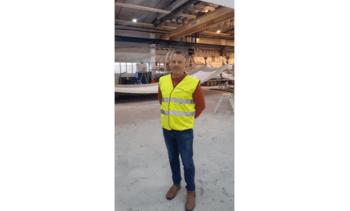 Ny prosjektingeniør i Hauge Aqua - Skal utvikle det store «Egget»