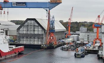 Ingen byggestart for norske ubåter