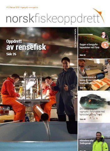 Norsk Fiskeoppdrett - 2018/2