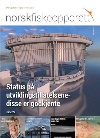 Norsk Fiskeoppdrett - 2018/8