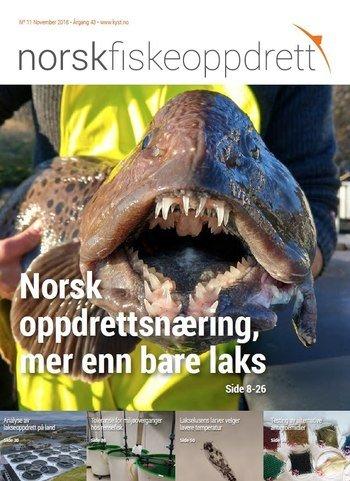 Norsk Fiskeoppdrett  2018/11