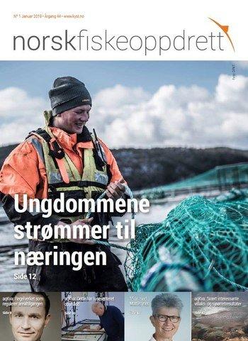 Norsk Fiskeoppdrett 2019/1