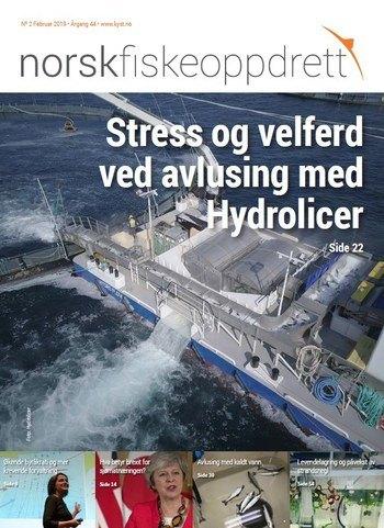 Norsk Fiskeoppdrett 2019/2