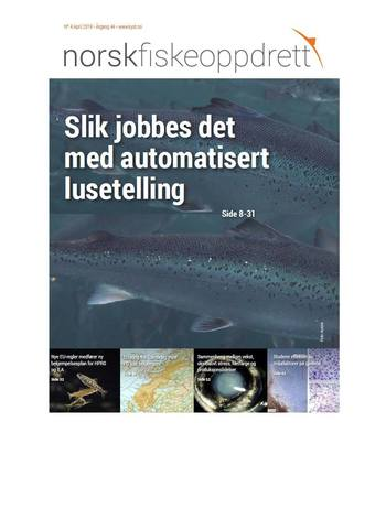 Norsk Fiskeoppdrett 2019/4