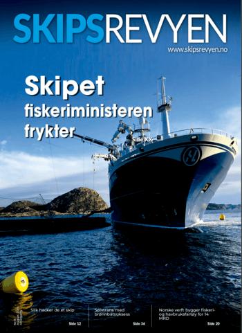 Skipsrevyen 2019/08
