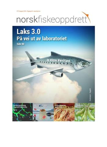 Norsk Fiskeoppdrett 2019/8
