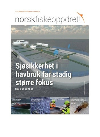 Norsk Fiskeoppdrett  2019/11