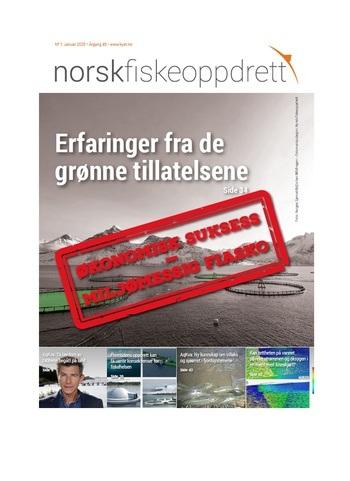 Norsk Fiskeoppdrett  2020/1