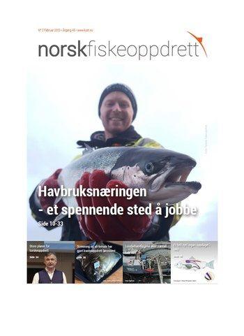 Norsk Fiskeoppdrett  2020/2