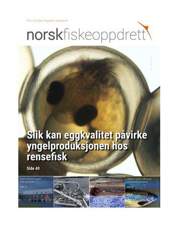 Norsk Fiskeoppdrett  2060/6-7