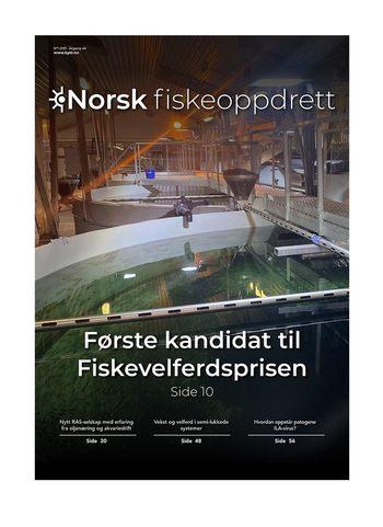 Norsk Fiskeoppdrett 2021/1